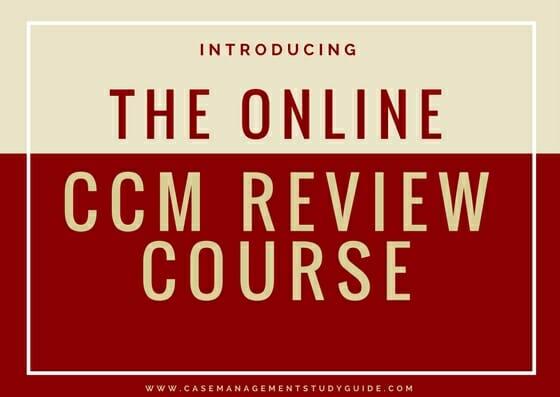 Online CCM Review Course