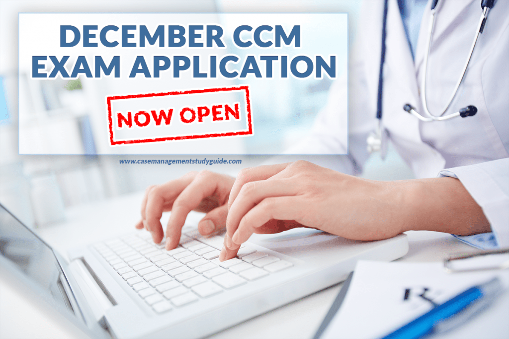 CCM Exam Application