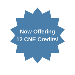 Now Offering 12 CNE Credits (transparent)